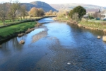 The River Conwy in Llanrwst (Image: Eirian Evans/Creative Commons)