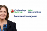 Welsh Conservatives Comment